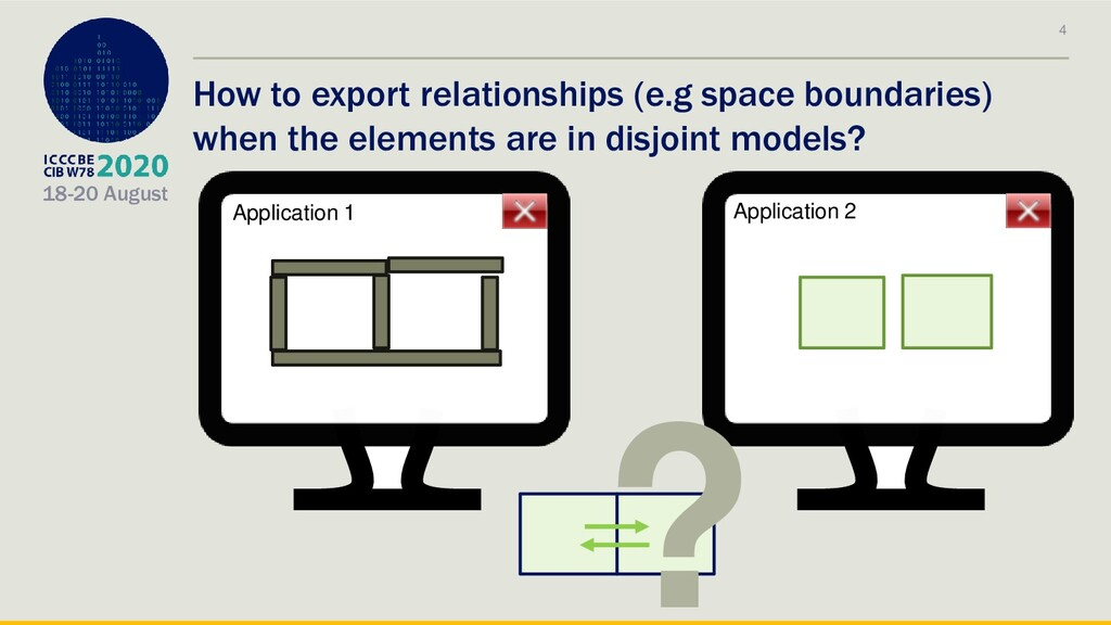 18-20 August How to export relationships (e.g s...