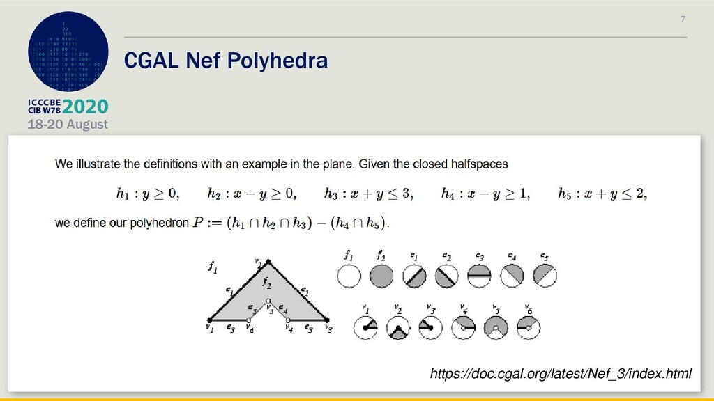 18-20 August CGAL Nef Polyhedra 7 https://doc.c...