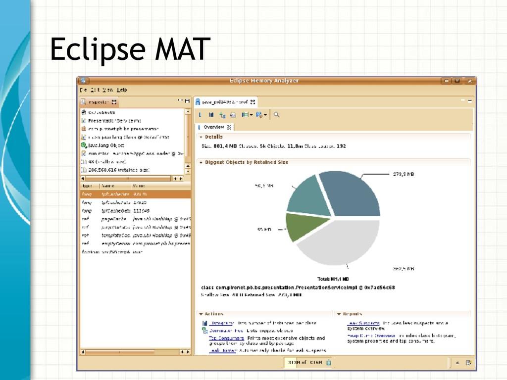 Eclipse MAT
