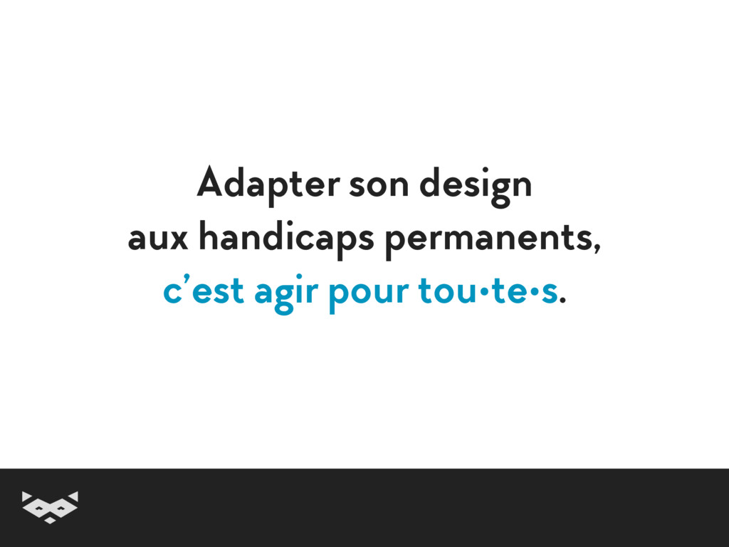 Adapter son design 