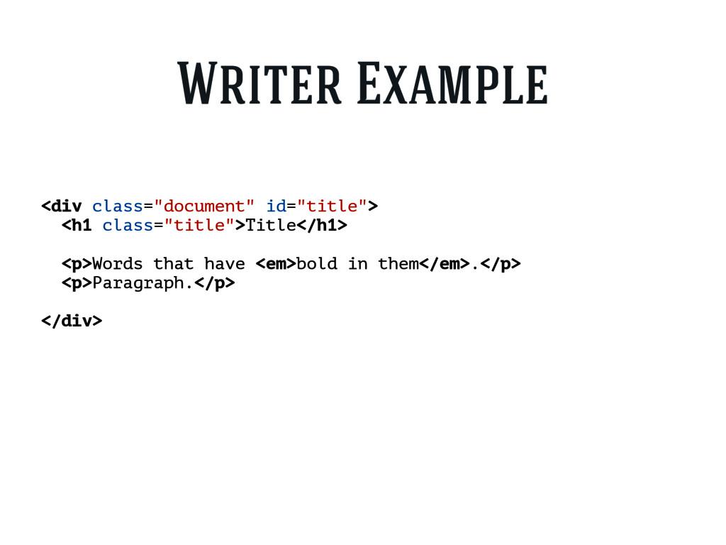 """<div class=""""document"""" id=""""title""""> <h1 class=""""ti..."""