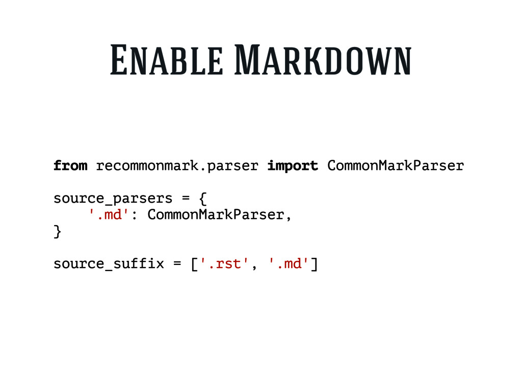 from recommonmark.parser import CommonMarkParse...