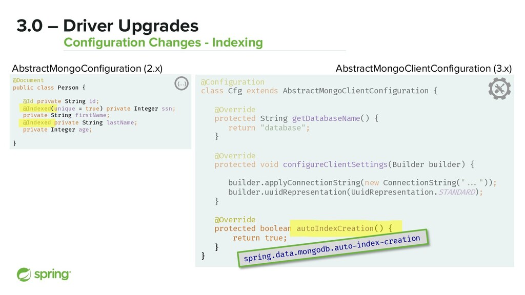 AbstractMongoClientConfiguration (3.x) @Configu...
