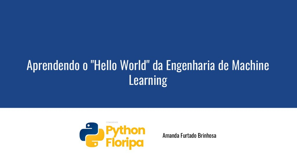 "Aprendendo o ""Hello World"" da Engenharia de Mac..."