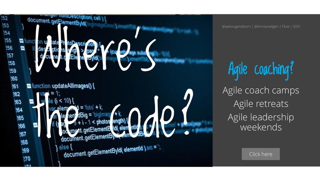 Click here Agile coaching? Agile coach camps Ag...