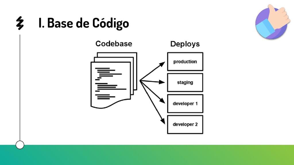 I. Base de Código