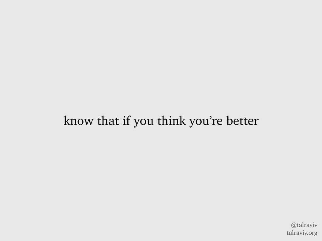 @talraviv talraviv.org know that if you think y...