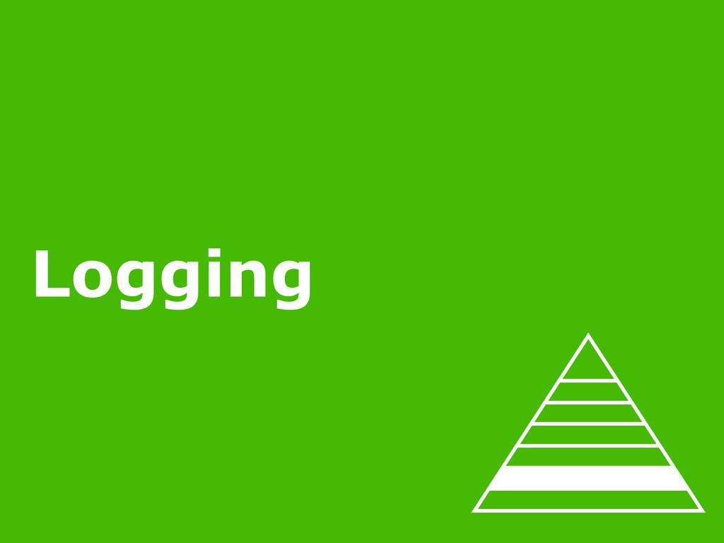 2/22/15 MINIMUM VIABLE OPS Logging