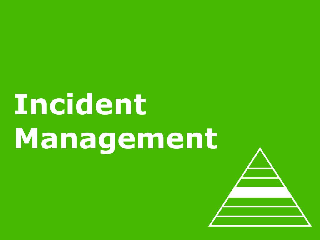 2/22/15 MINIMUM VIABLE OPS Incident Management