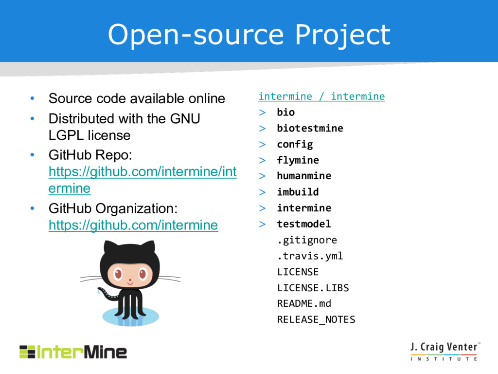 Open-source Project • Source code available onl...