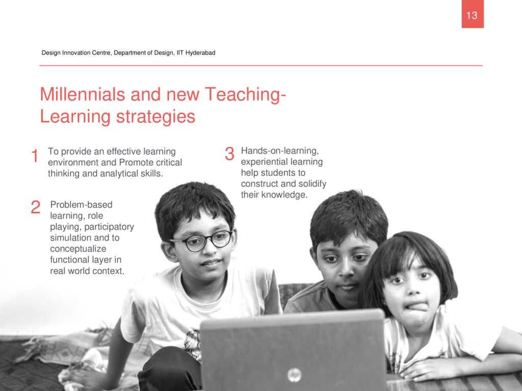 Millennials and new Teaching- Learning strategi...