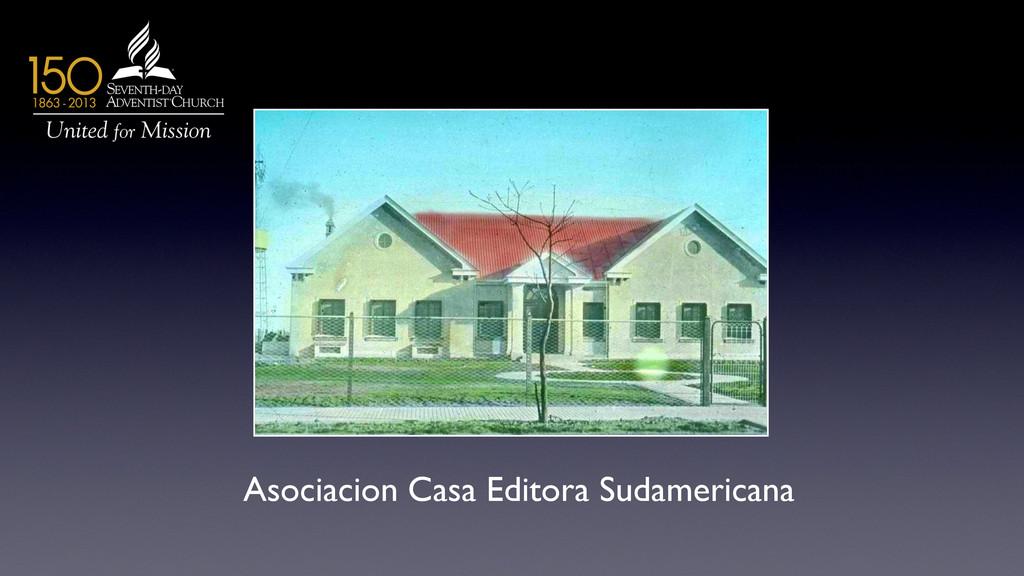 Asociacion Casa Editora Sudamericana