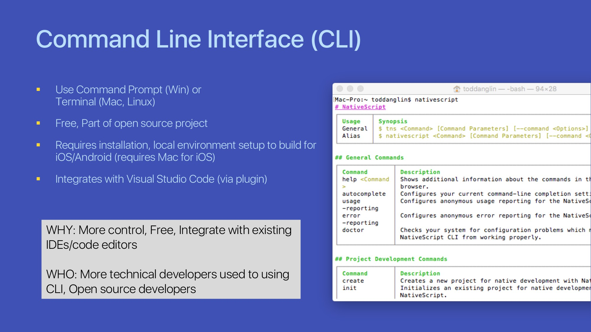 Command Line Interface (CLI) § Use Command Prom...