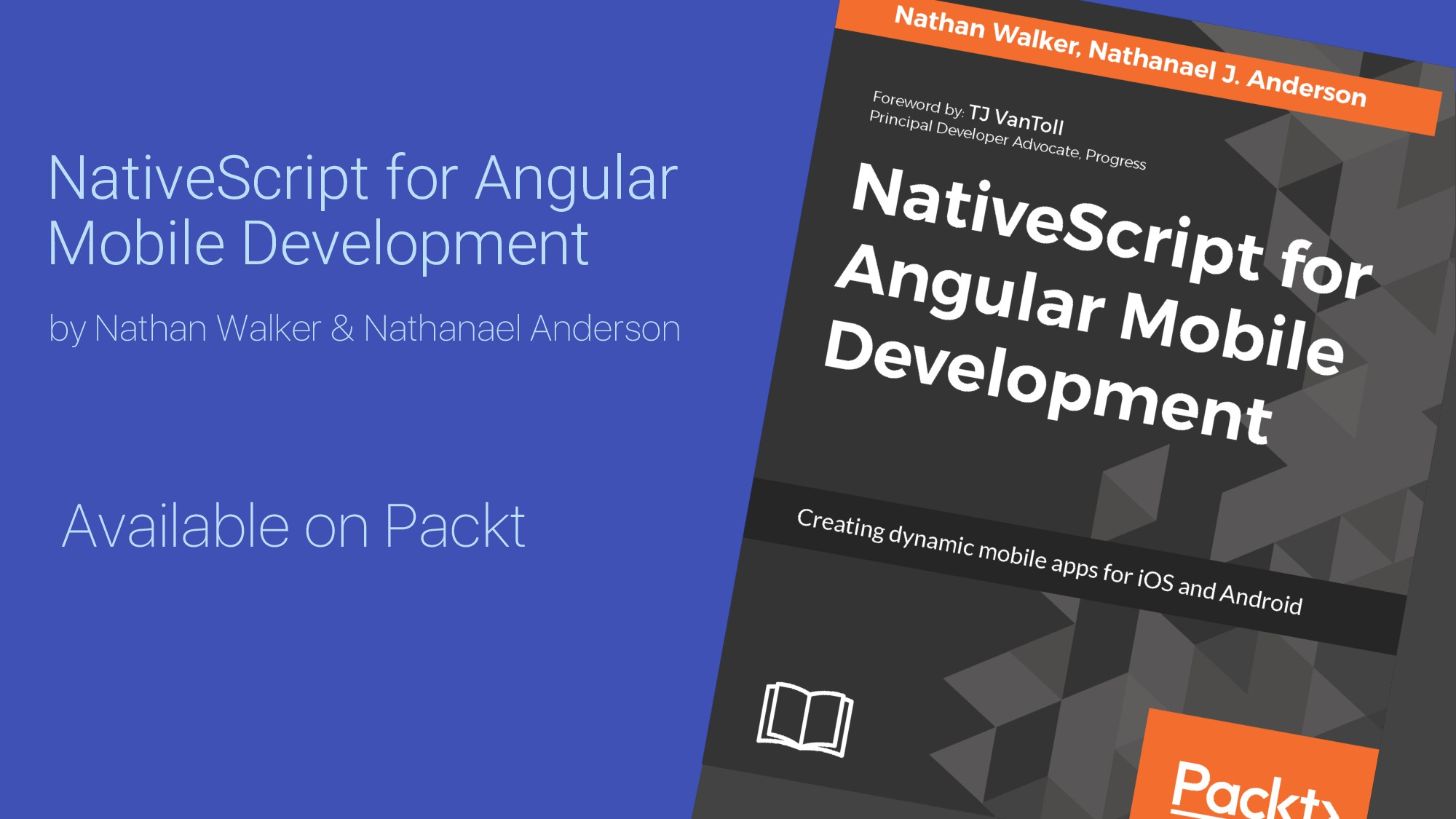 NativeScript for Angular Mobile Development Ava...
