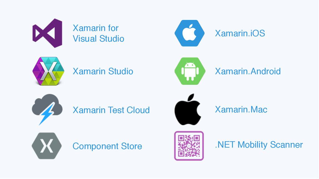 Xamarin.Mac Xamarin Studio Xamarin Test Cloud C...
