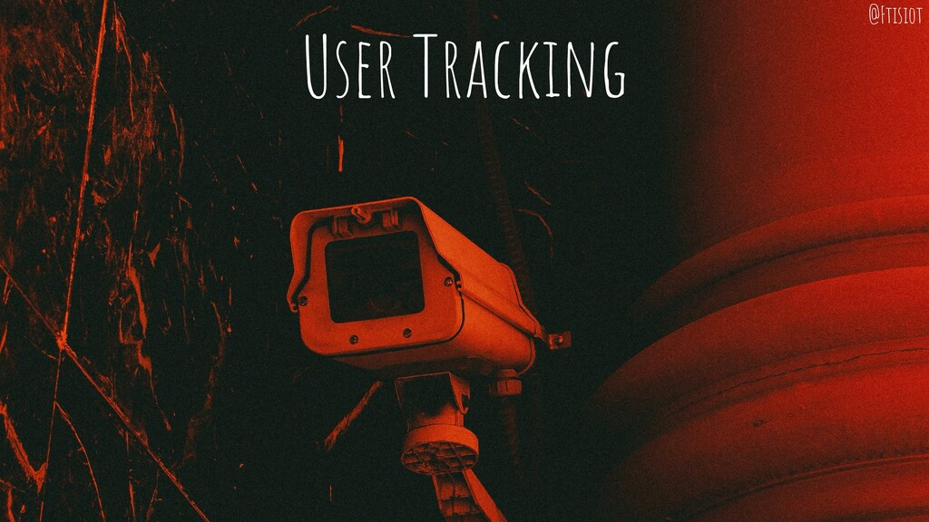 User Tracking @Ftisiot