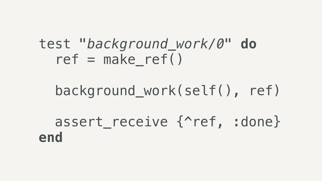 """test """"background_work/0"""" do   ref = make_ref() ..."""
