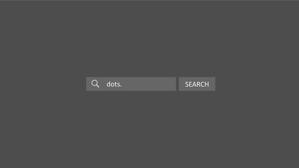 dots. SEARCH