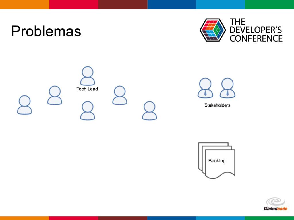 Globalcode – Open4education Problemas