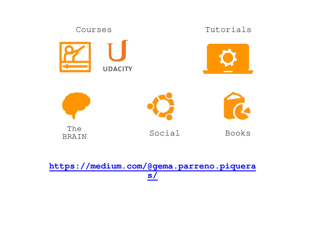 Books The BRAIN Tutorials Social Courses https:...