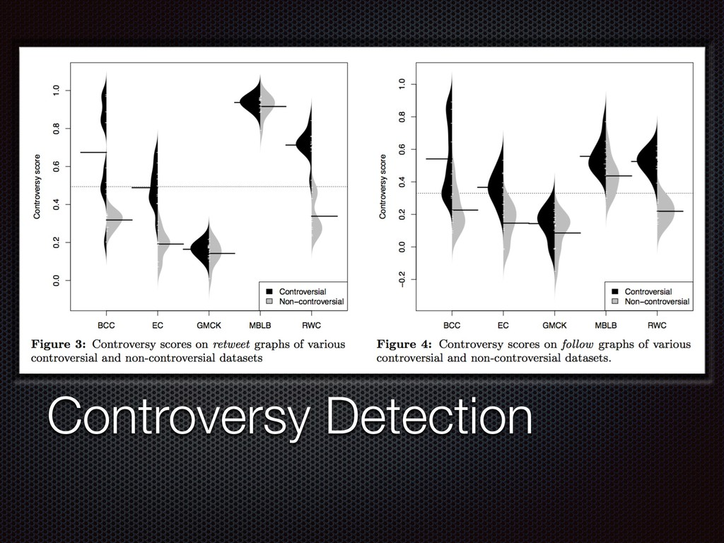 Controversy Detection