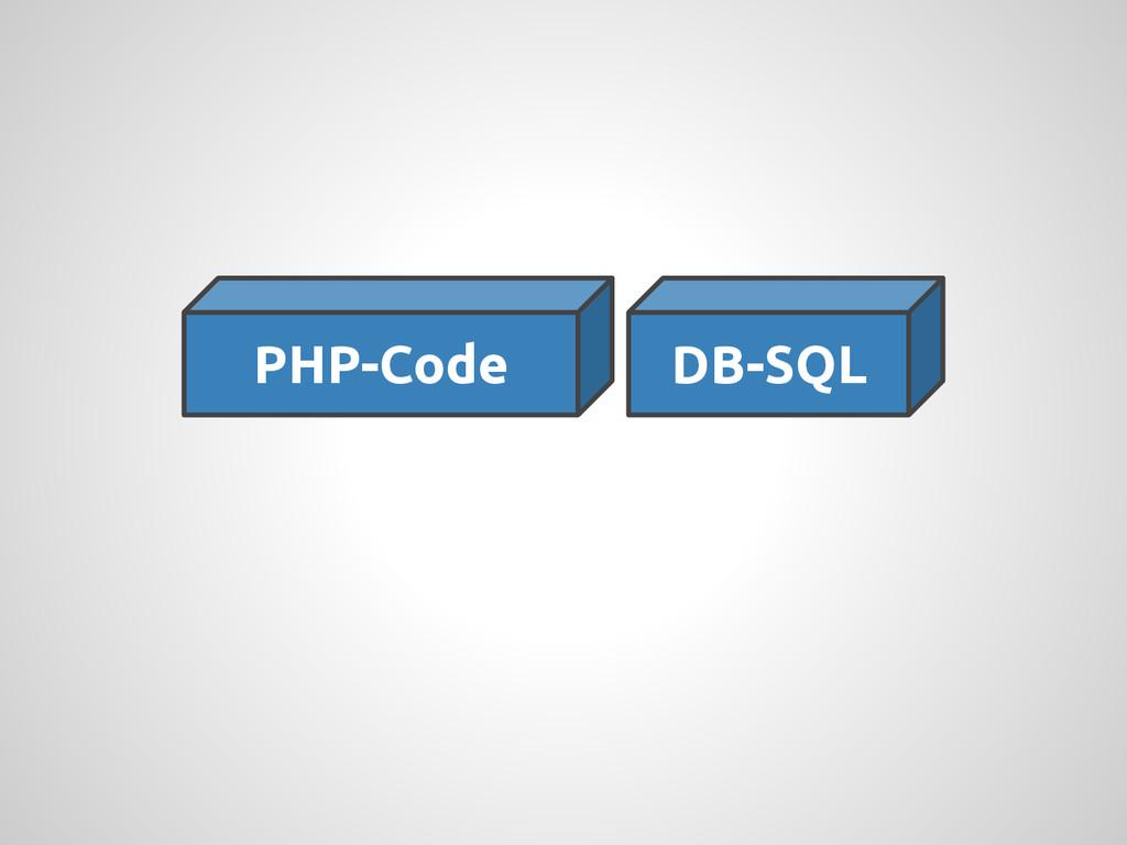 PHP-Code DB-SQL