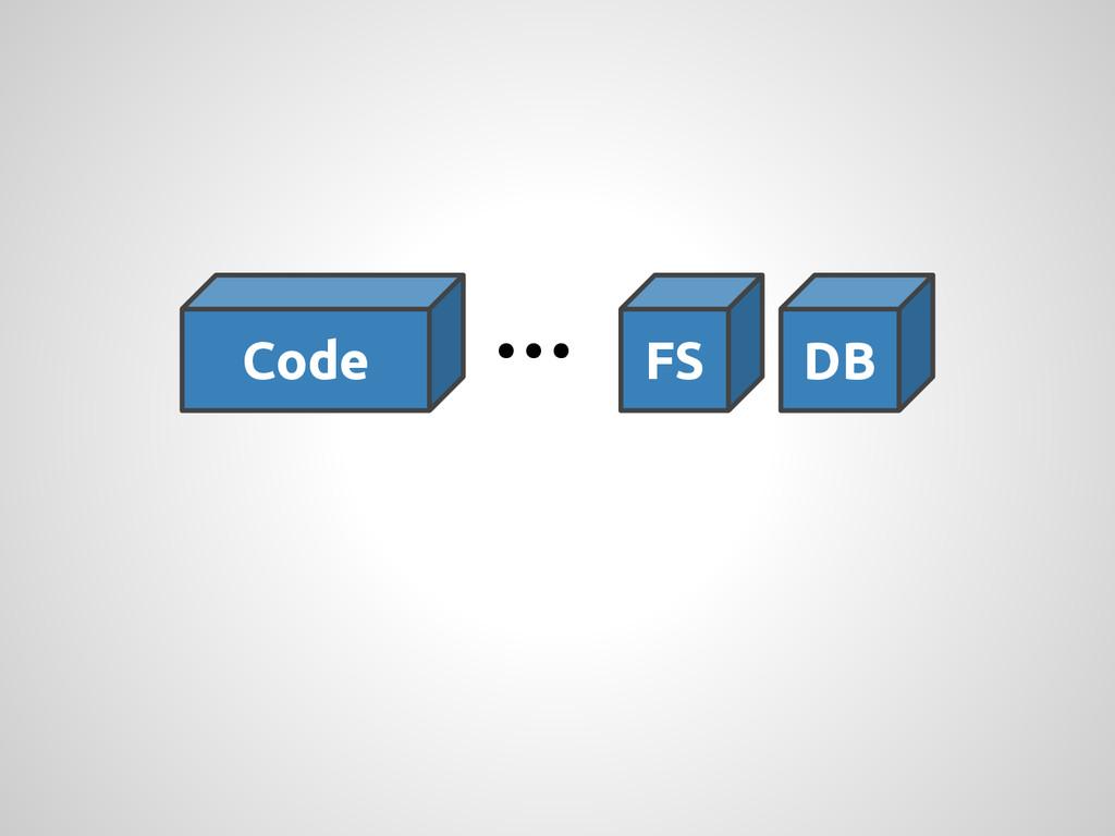 Code DB FS ...