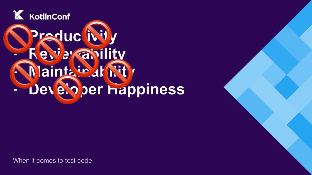 - Productivity - Reviewability - Maintainabilit...