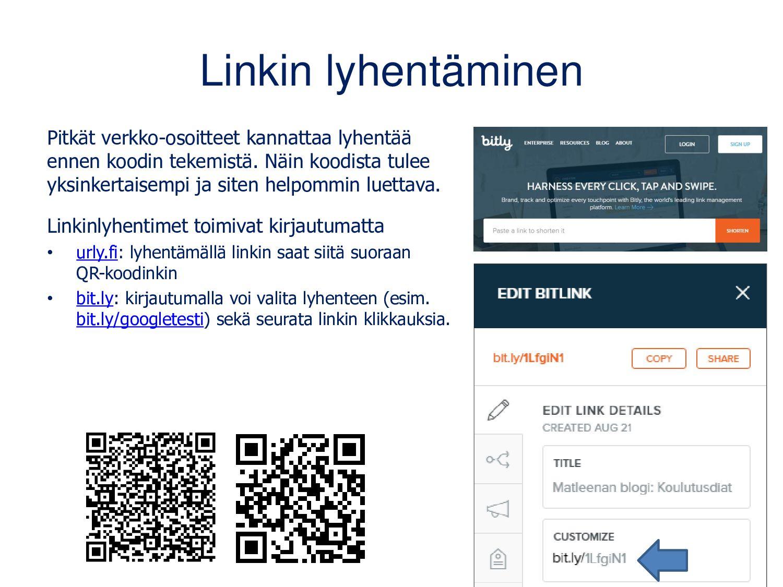 QR Reader (iPad) 1. Avaa valikko ja valitse GEN...