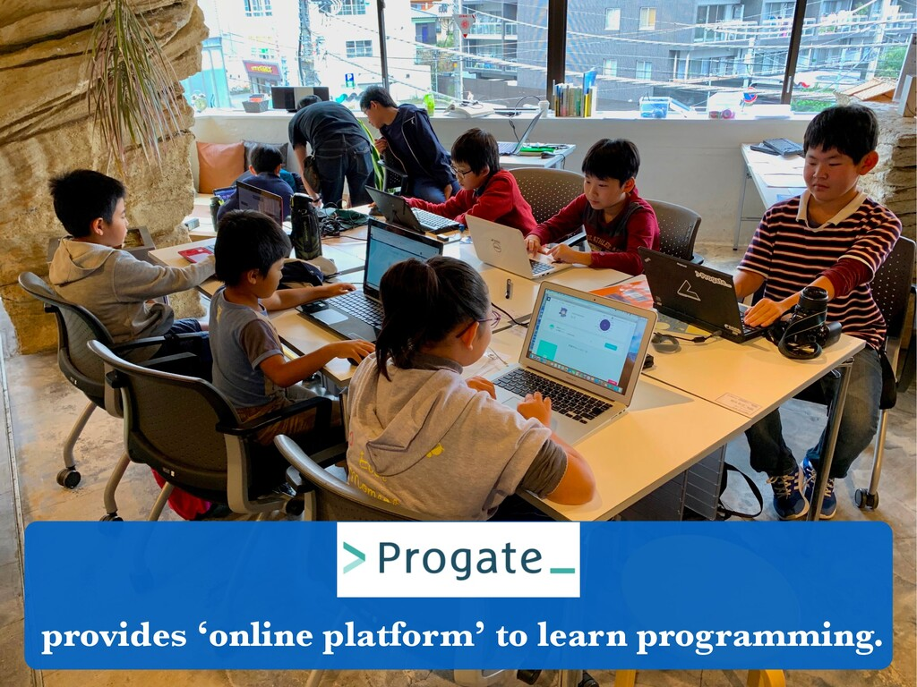 provides 'online platform' to learn programming.
