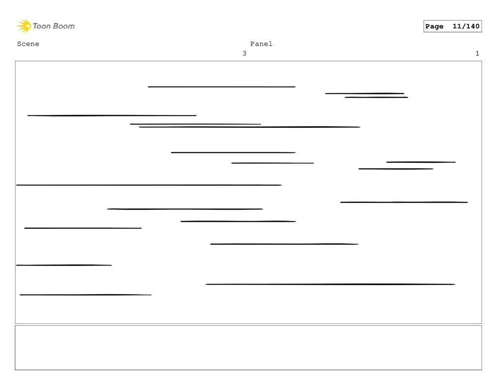 Scene 3 Panel 1 Page 11/140