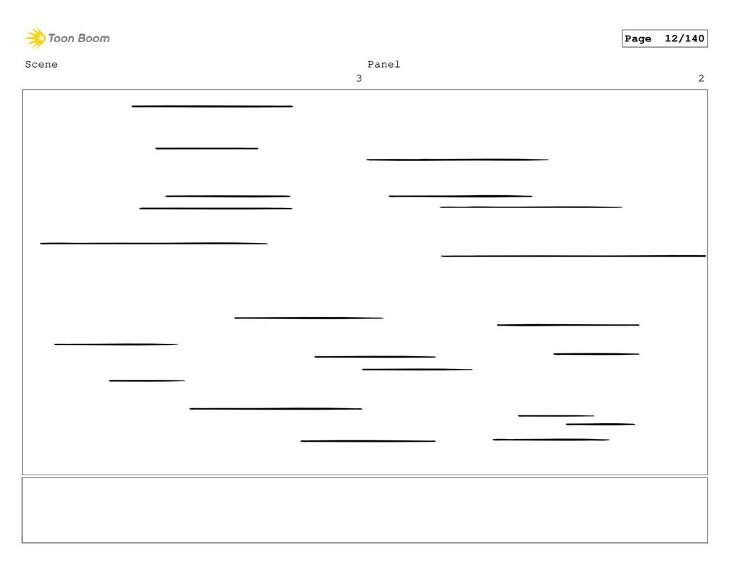 Scene 3 Panel 2 Page 12/140
