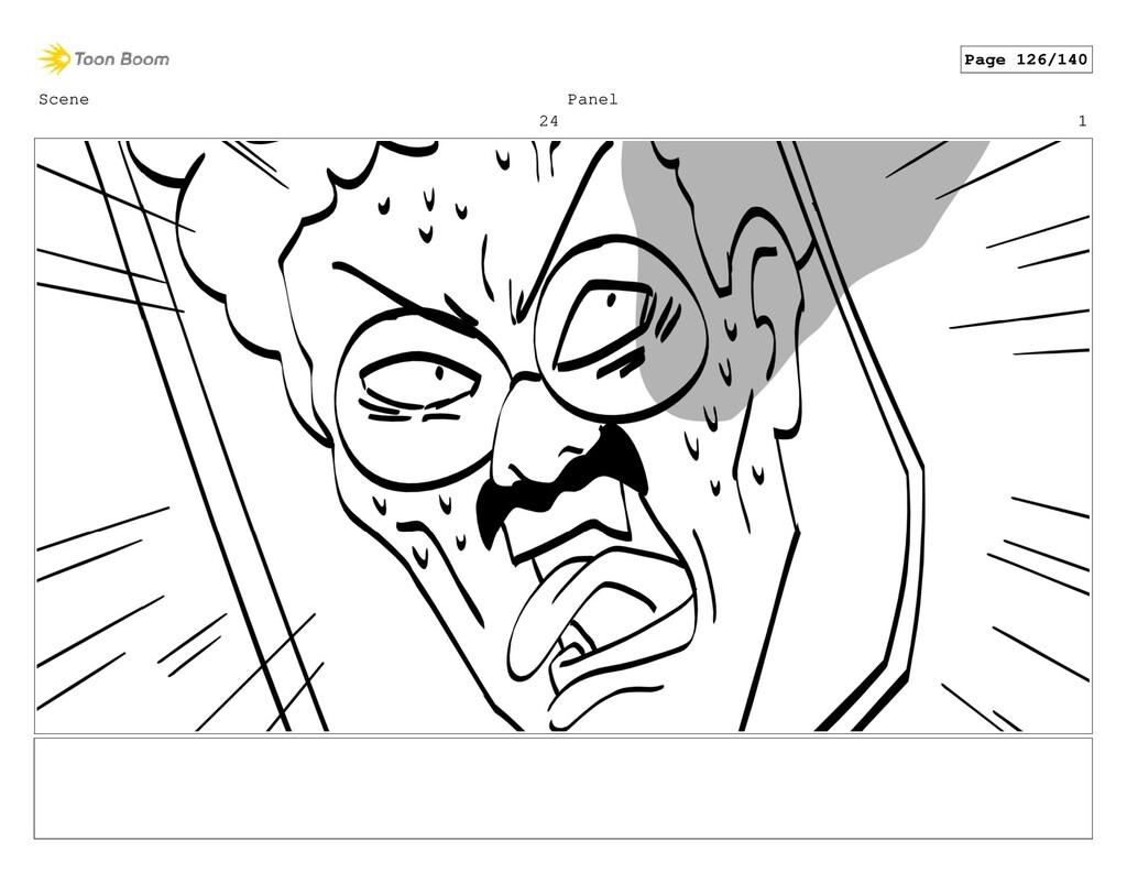 Scene 24 Panel 1 Page 126/140