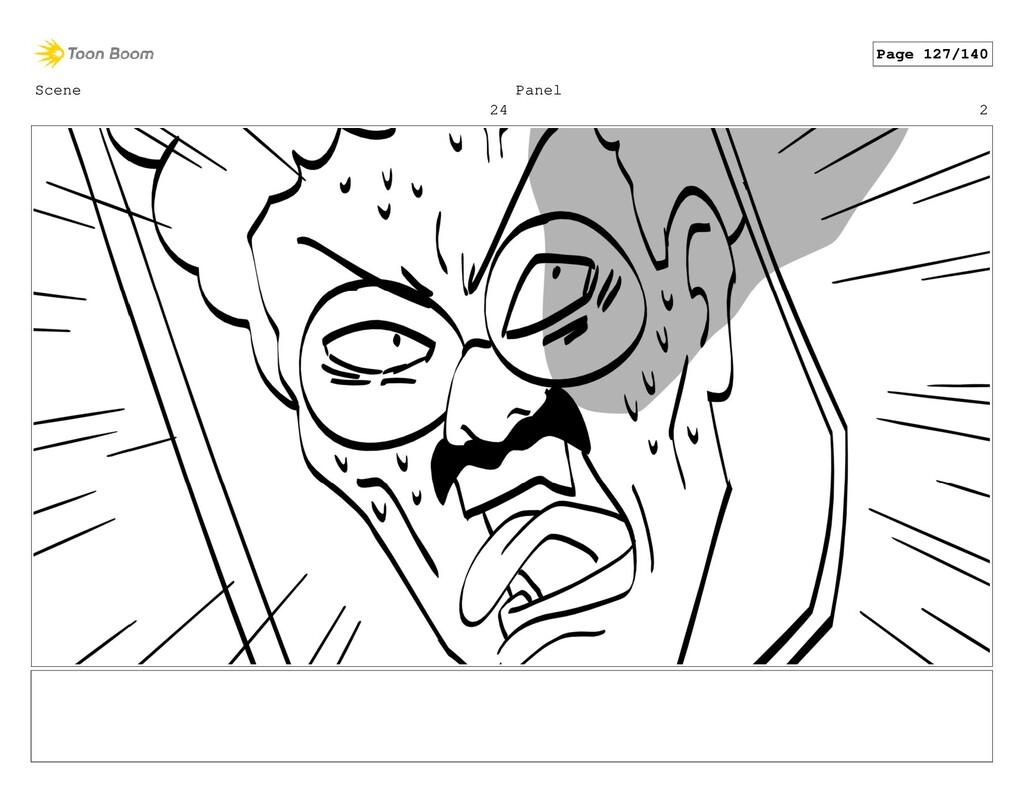 Scene 24 Panel 2 Page 127/140
