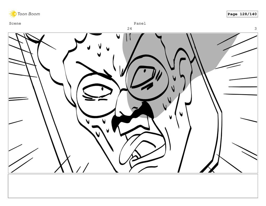 Scene 24 Panel 3 Page 128/140