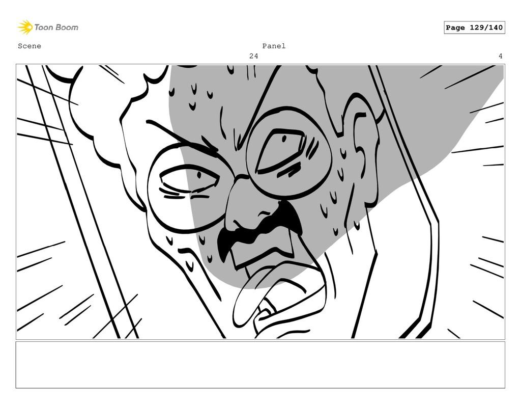 Scene 24 Panel 4 Page 129/140