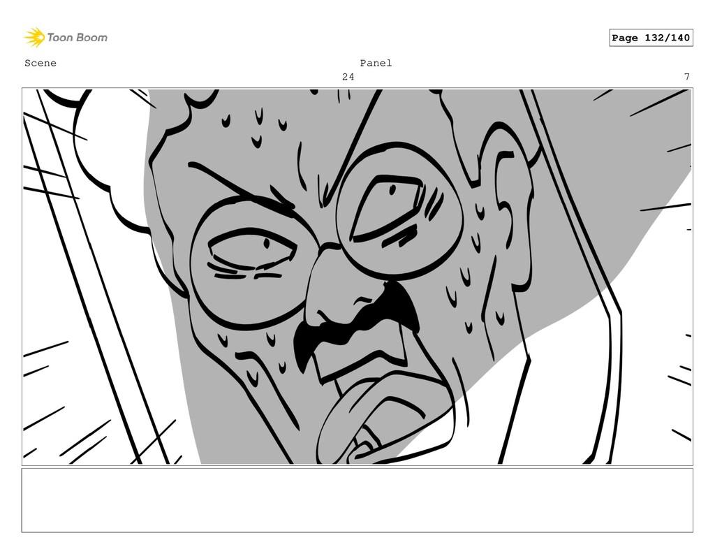 Scene 24 Panel 7 Page 132/140