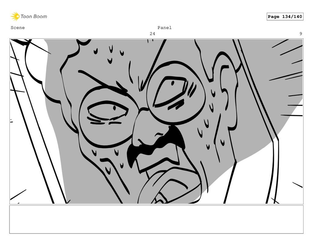 Scene 24 Panel 9 Page 134/140