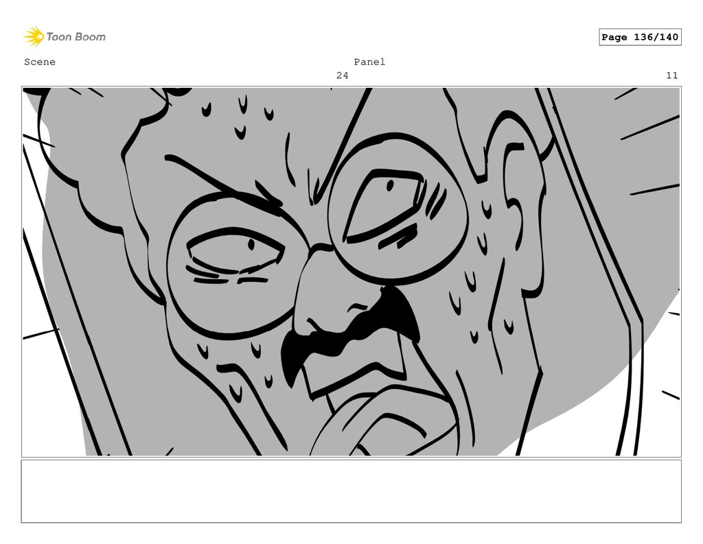 Scene 24 Panel 11 Page 136/140