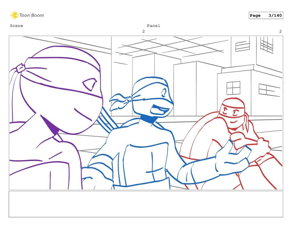 Scene 2 Panel 2 Page 3/140