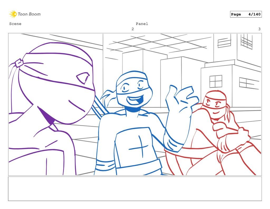 Scene 2 Panel 3 Page 4/140