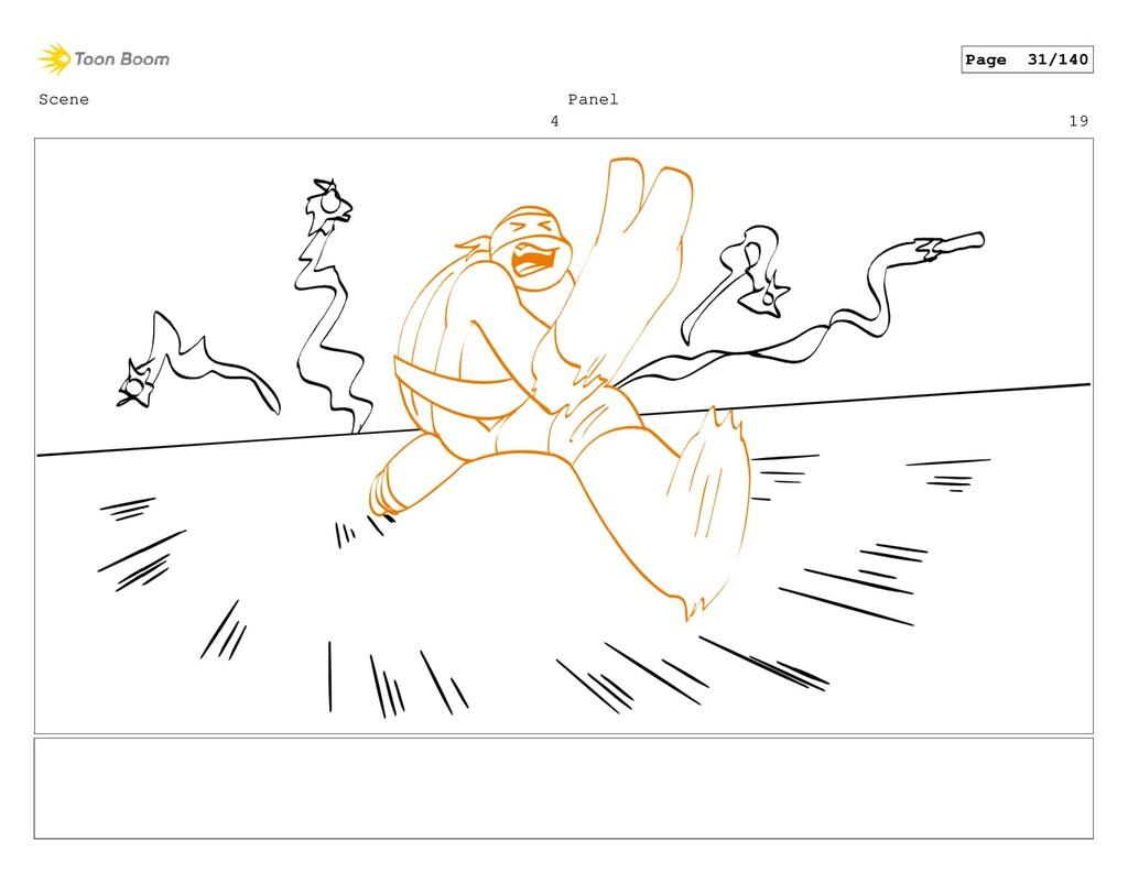 Scene 4 Panel 19 Page 31/140