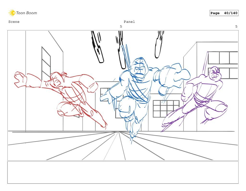 Scene 5 Panel 5 Page 40/140
