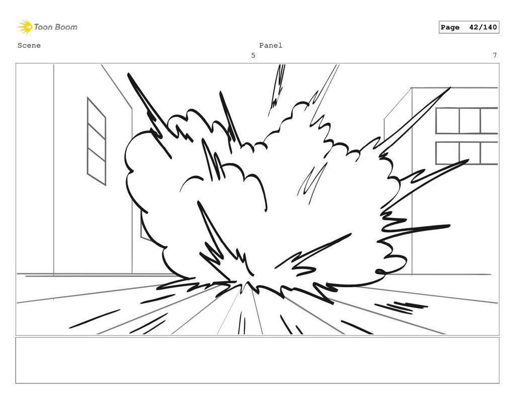 Scene 5 Panel 7 Page 42/140