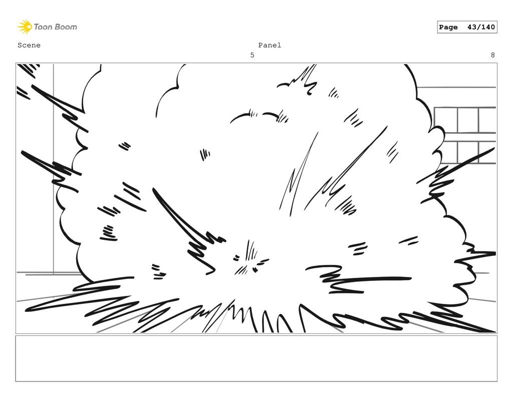 Scene 5 Panel 8 Page 43/140