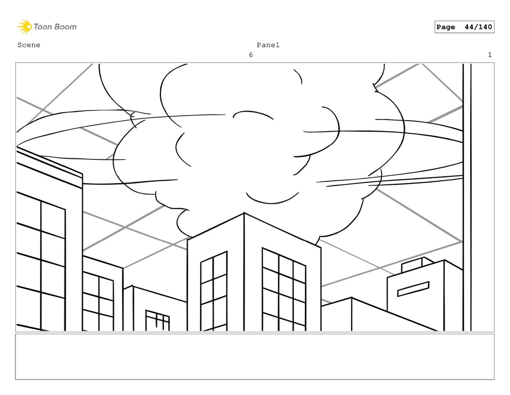 Scene 6 Panel 1 Page 44/140