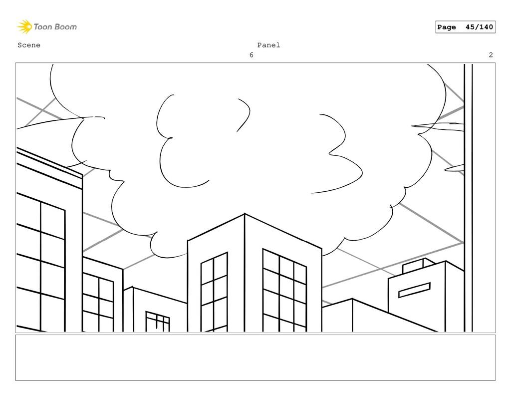 Scene 6 Panel 2 Page 45/140