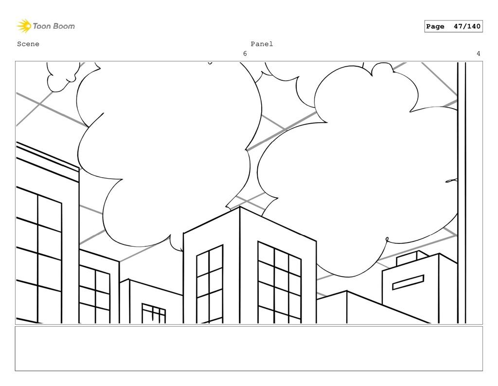 Scene 6 Panel 4 Page 47/140
