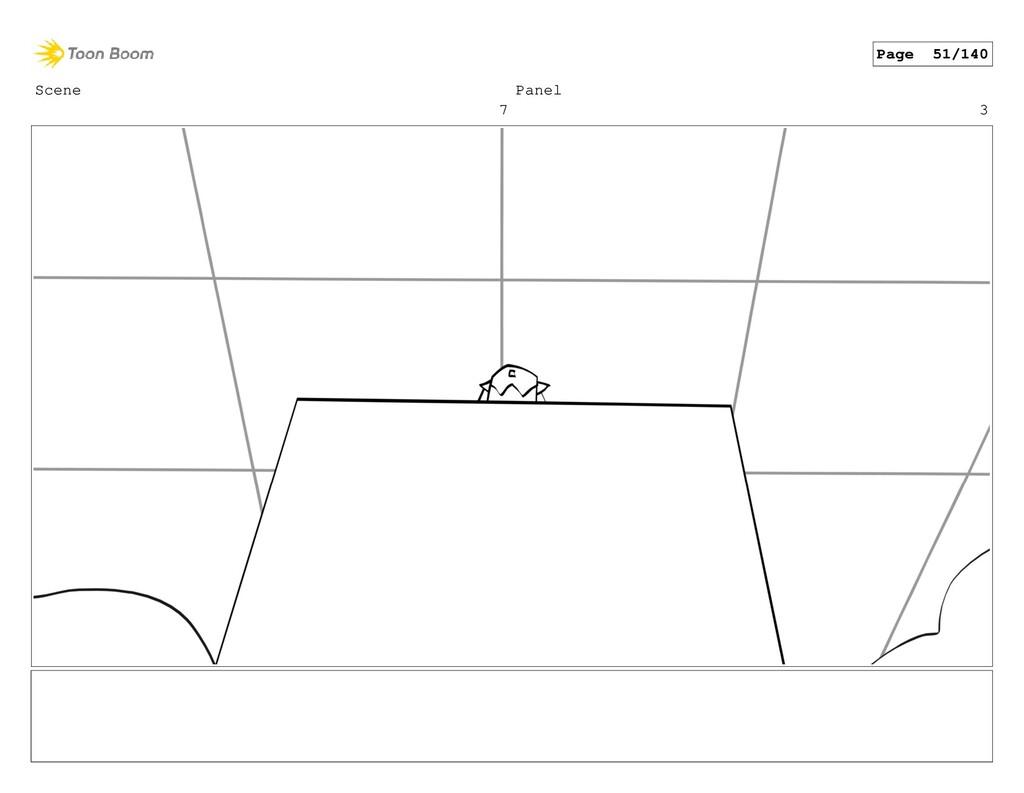 Scene 7 Panel 3 Page 51/140