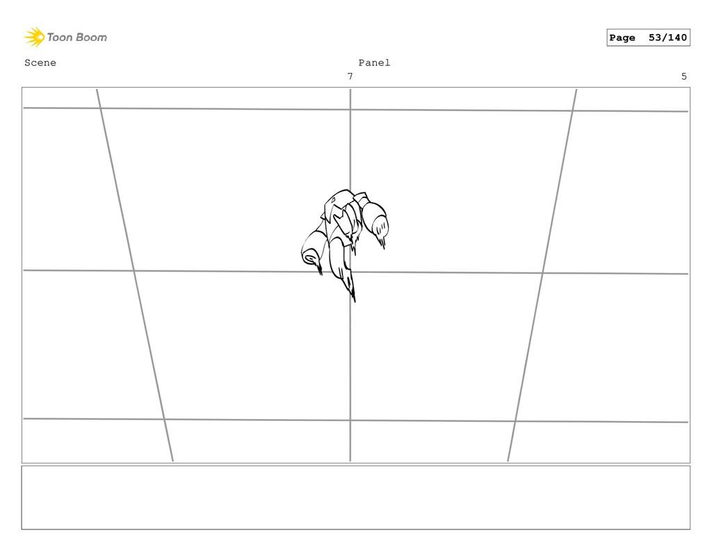 Scene 7 Panel 5 Page 53/140